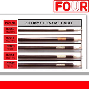 RF & DX series coaxial cable (50 Ohm)